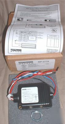 New mytech mp-277A power pack use w lightowl omni dt
