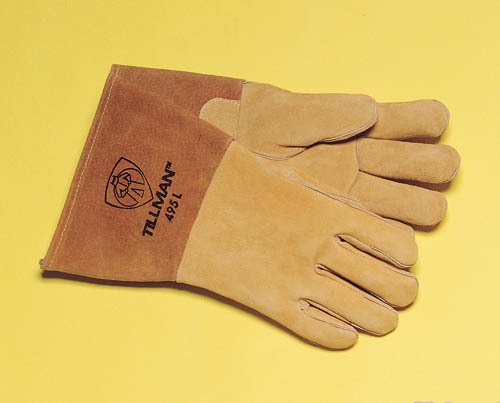 Tillman 495 pigskin welding gloves xl (2 pair)