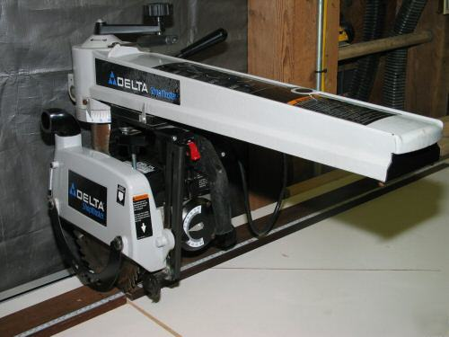 Delta Rs 830 10 Quot Radial Arm Saw 1 5hp
