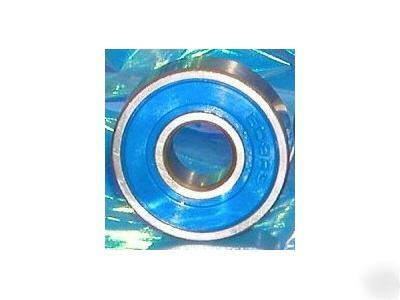 10 ball bearings 6000-2RS gas scooter bearing 10X26