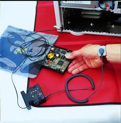 3m 8507 Field Service Kit With Anti Static Wrist Strap