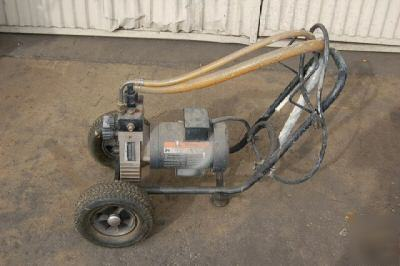 Wagner Spraytech Dunn Edwards Airless Paint Sprayer Gur