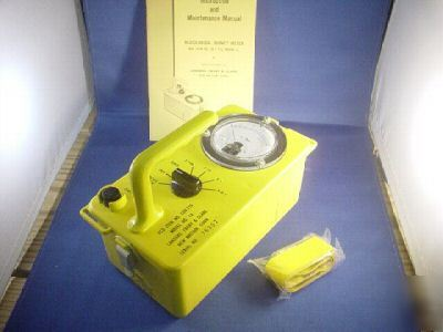 Cd v-715 geiger counter cdv 715 landers frary & clark
