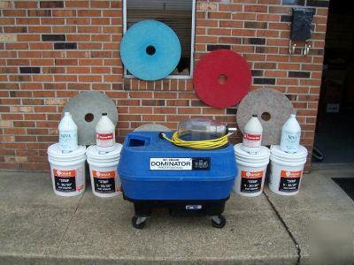 Carpet Extractor Windsor Dominator Price Reduced