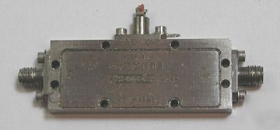 Avantek aft-4263 2-4 ghz small signal amplifier
