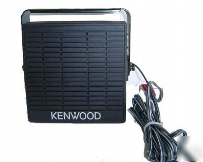 Kenwood kes-4 mobile radio external speaker 20W tk-730
