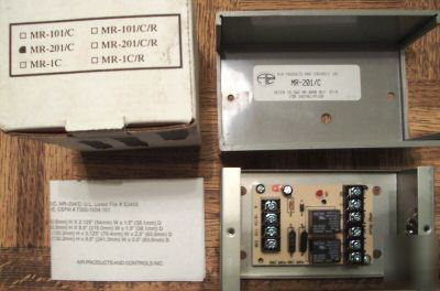 New air products & controls mr-201/c relay MR201C inbox