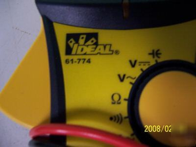 Ideal multimeter 61-774
