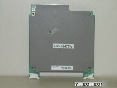 Hp 44477A form-c relay (option 017) for hp 3488A.