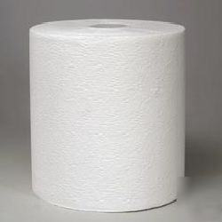 Kleenex nonperforated roll towels-600FT-6 rolls/case