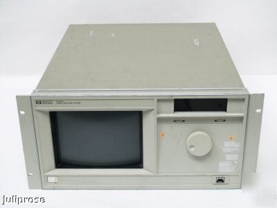 Hp 16500A logic analysis system main frame for parts