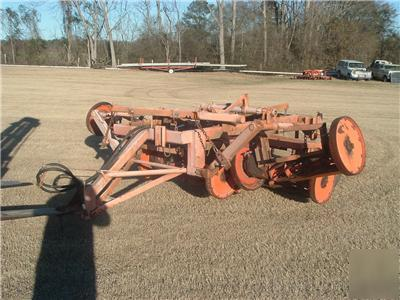 Jacobsen 5 gang reel mower golf sod farm fairway feilds