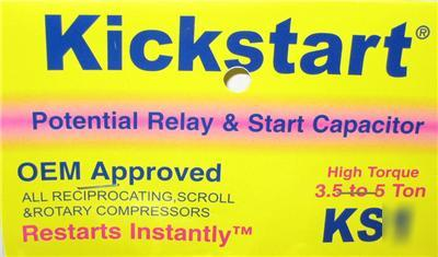 Kickstart KS1 hard start high torque 3.5 - 5 ton hvac r