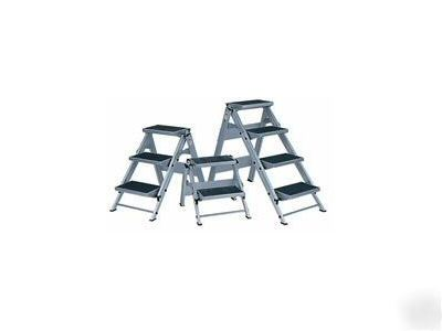 2 step compact little jumbo safety stepladder