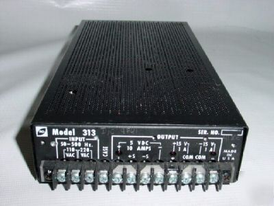 Ro model 313 power supply +5/+15 vdc