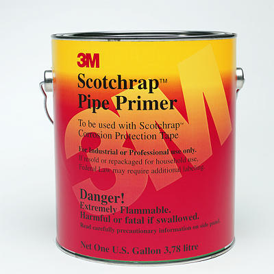 New 4 gallons 3M scotchrap pipe primer sealed case