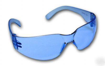 Pups safety glasses blue for small faces