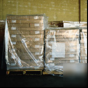 A4679_36X28X52-3-mil clear poly pallet cover:PC132
