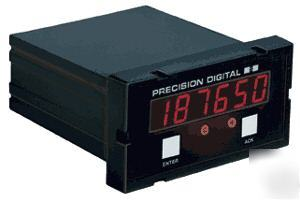 Precision digital panel meter with 2 relays PD690-3-14