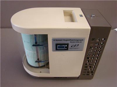 Rare 4-speed hydrothermograph - cole & parmer 8368-60