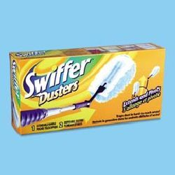Swiffer dusters with extendable handle-pgc 44750