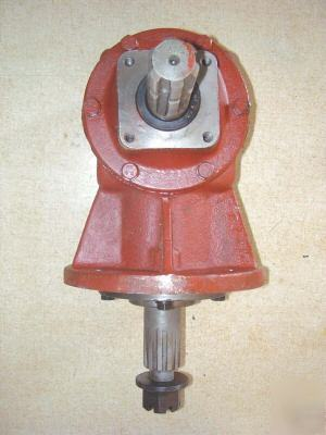 40hp Slip Clutch Protected Rotary Cutter Gear Box