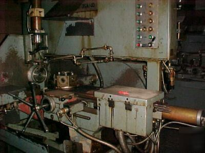 Empire Single Spindle Automatic Lathe Manual Not Cnc
