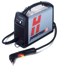 New hypertherm powermax 30 plasma cutter, 088003,