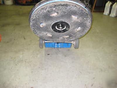 Tornado Floor Burnisher Buffer Glazer 700 1500 Rpm