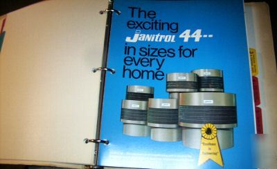 1971 janitrol a/c & heating specification catalog