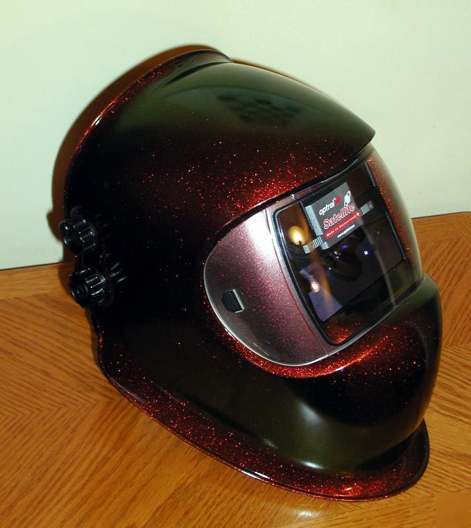Cosmic copper optrel satelite welding helmet K604