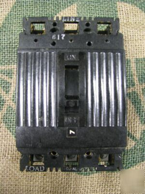 THEF136070 ge 70A 600V 3P circuit breaker