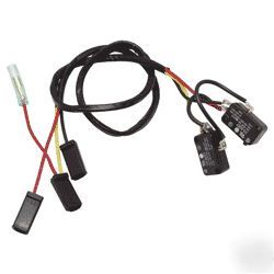 New hyster forklift monotrol switch and wire parts 220