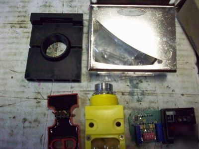 New banner miscellaneous parts lot of 6