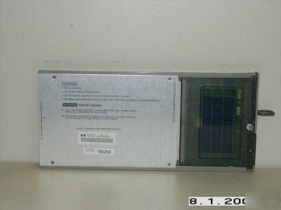 Hp 44708A 20 channel relay multiplexer for hp 3852/3A.