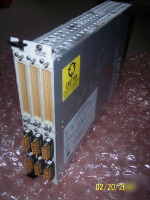 Racal 1260-100 modular vxibus switch carrier & includes