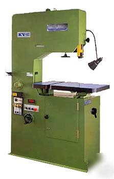 Birmingham - vertical band saw - model # kv 100