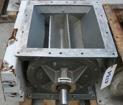 16� x 16� mac rotary valve; ss, model MD139 (4764)