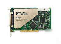 National instruments pci-mio-16XE-10 (pci-6030E)