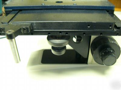 Nikon inspection microscope with 6