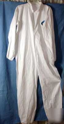Dupont tyvek disposable painter coveralls safety large