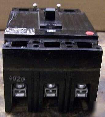 Ge TED134020 | 480V | 20A | used breaker