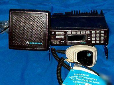 Motorola Astro Spectra Analog Amp Digital 800mhz Trunked